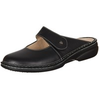 Shoes Women Clogs Finn Comfort Stanford Nappa Seda Black