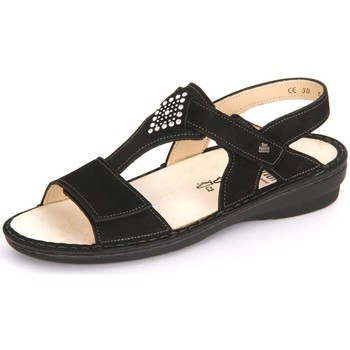 Shoes Women Sandals Finn Comfort Calvia Black