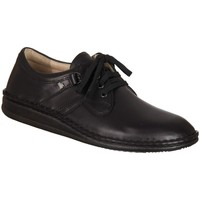 Shoes Men Derby Shoes Finn Comfort Vaasa Nappa Black