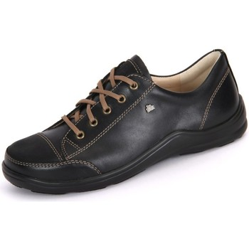 Shoes Women Derby Shoes Finn Comfort Soho Nappaseda Black