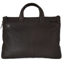 Bags Men Computer bags Piquadro CARTELLA PORTA PC Marrone