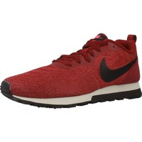 Shoes Men Low top trainers Nike MD RUNNER 2 ENG MESH Bordeaux