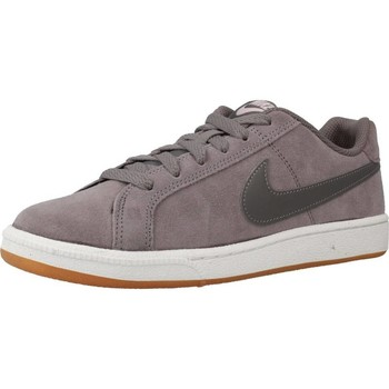 Shoes Women Low top trainers Nike COURT ROYALE Grey