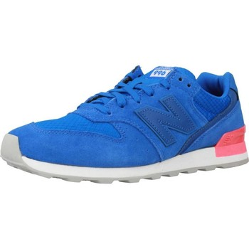 Shoes Women Low top trainers New Balance LIFESTYLE Blue