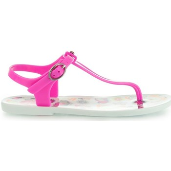 Shoes Children Sandals Gioseppo Sitges White Pink