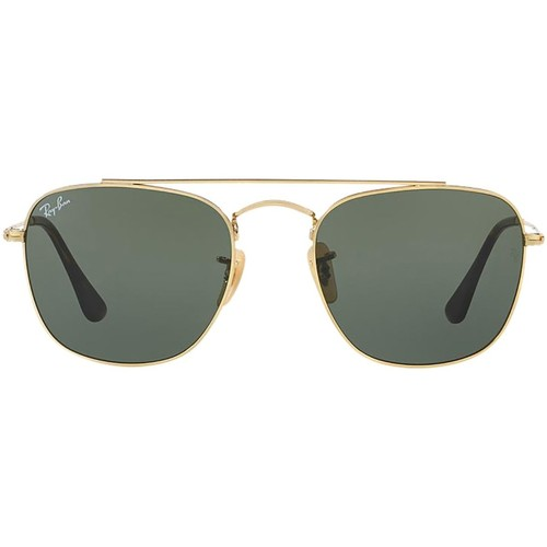 Watches Men Sunglasses Ray-ban Men's Metal Sunglasses, Black black