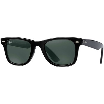 Watches Men Sunglasses Ray-ban Men's Injected Sunglasses, Black black