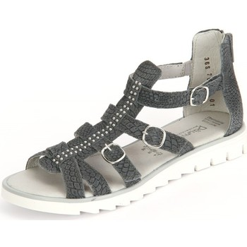 Shoes Children Sandals Däumling Maxi Smoked Pearl Alien Graphite
