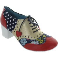Shoes Women Heels Poetic Licence Clara Bow Red