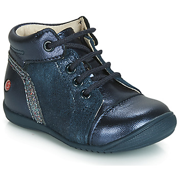 Shoes Girl Hi top trainers GBB ROSEMARIE Marine