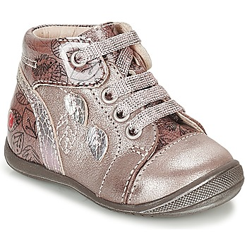 Shoes Girl Hi top trainers GBB ROSEMARIE Pink