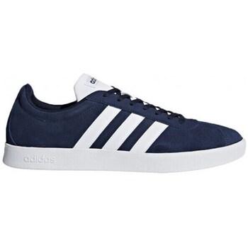 Shoes Men Low top trainers adidas Originals VL Court 20 Navy Navy blue