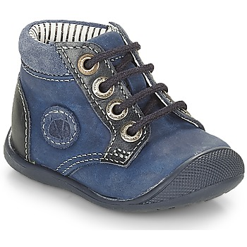 Shoes Boy Hi top trainers Catimini RAYMOND Blue