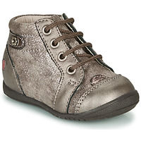 Shoes Girl Hi top trainers GBB NICOLE Taupe
