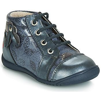 Shoes Girl Hi top trainers GBB NICOLE Marine