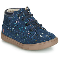 Shoes Girl Hi top trainers GBB NINON Marine