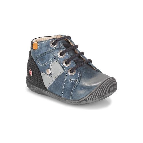 Shoes Boy Hi top trainers GBB REGIS Marine