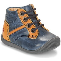 Shoes Boy Hi top trainers GBB RATON Marine