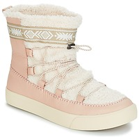 Shoes Women Snow boots Toms ALPINE Pink