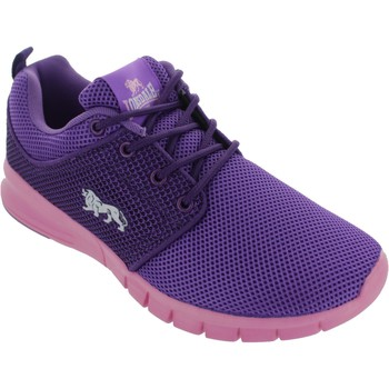 Shoes Women Low top trainers Lonsdale LLA475 Purple/Pink