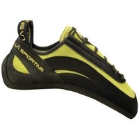 Shoes Women Low top trainers La Sportiva Miura Yellow-Black