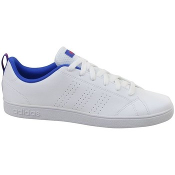 Shoes Children Low top trainers adidas Originals VS Advantage CL K White