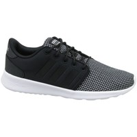 Shoes Women Low top trainers adidas Originals CF QT Racer W Black