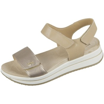 Shoes Women Sandals Igi&co Igico 1172411 Dsd 11724 Castoro Vegetale Silver