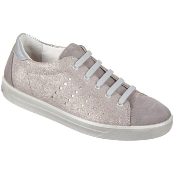 Shoes Children Low top trainers Ricosta Midori Graphit Velour Grey