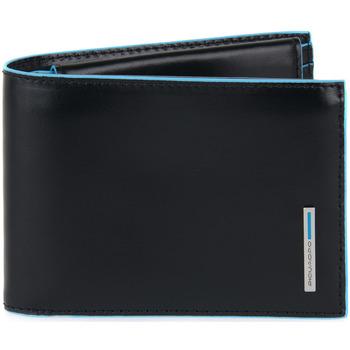 Bags Men Wallets Piquadro NERO PORTAFOGLIO UOMO Nero