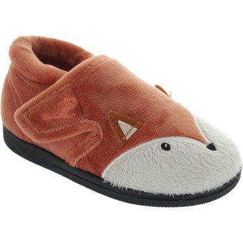 Shoes Children Slippers Chipmunks Mr Fox Rust