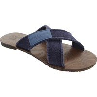 Shoes Men Sandals Replay Mans Navy