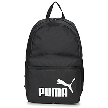 Bags Men Rucksacks Puma PHASE BACKPACK Black