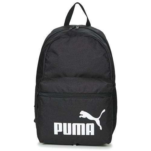 Bags Rucksacks Puma PHASE BACKPACK Black