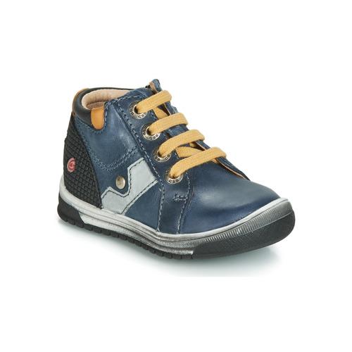 Shoes Boy Hi top trainers GBB RENOLD Marine