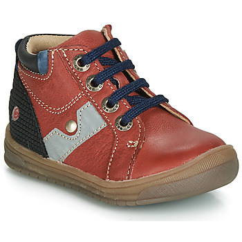 Shoes Boy Hi top trainers GBB RENOLD Red