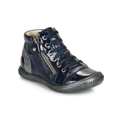 Shoes Girl Hi top trainers GBB RACHIDA Marine