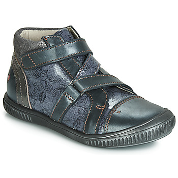 Shoes Girl Hi top trainers GBB RADEGONDE Blue