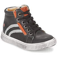 Shoes Boy Hi top trainers GBB NESTOR Black
