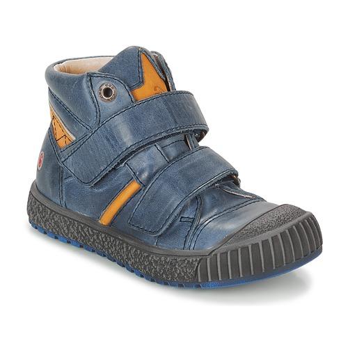 Shoes Boy Hi top trainers GBB RAIFORT Blue