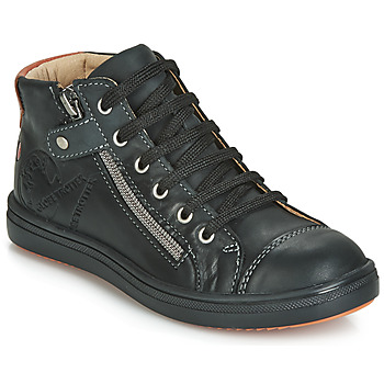 Shoes Boy Hi top trainers GBB NICO Black