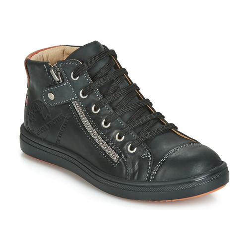 Shoes Boy Hi top trainers GBB NICO Black