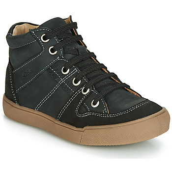 Shoes Boy Hi top trainers GBB NEMOON Black