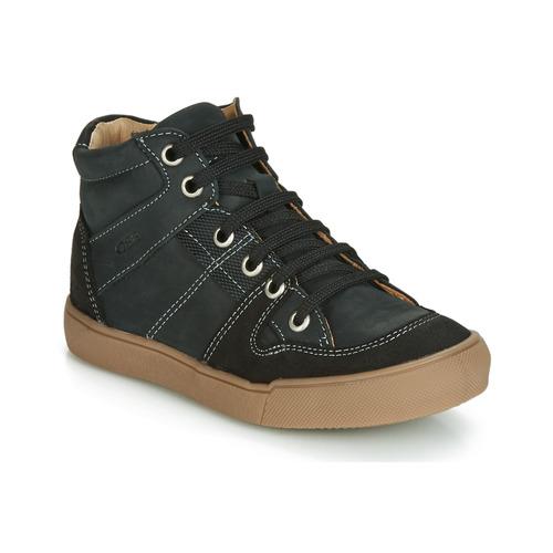 Shoes Boy Hi top trainers GBB NEMOON Black