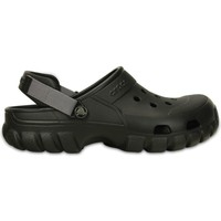 Shoes Clogs Crocs Offroad Sport Roomy Fit Clogs Shoes Sandals in Black & Graphite Black