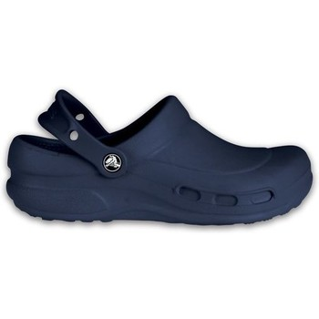 Shoes Clogs Crocs Specialist Medical Professionals Clogs Shoes in Navy Blue 10073 Blue