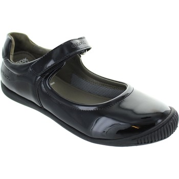 Shoes Girl Flat shoes Geox J Gioia 2Fit G Black