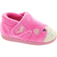 Shoes Girl Slippers Chipmunks Kiki Rose Pink