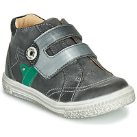 Shoes Boy Hi top trainers Catimini BICHOU Grey
