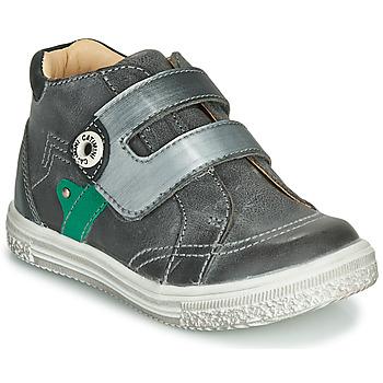 Shoes Boy Hi top trainers Catimini BICHOU Grey